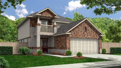 Single Family Home For Sale: 3403 Falling Brook Drive