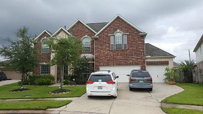 Richmond Single Family Home For Sale: 21507 Masonwood Lane