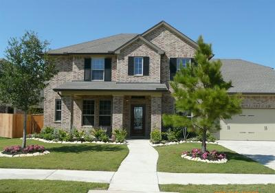Katy Single Family Home For Sale: 9619 Lavender Mist Lane