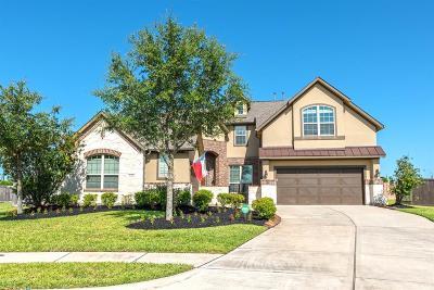 Katy Single Family Home For Sale: 26526 Prairie School Lane