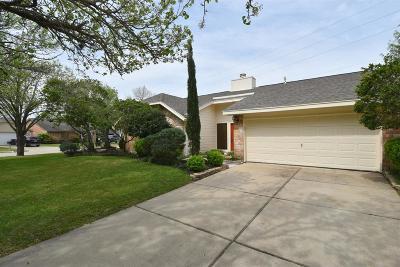 Sugar Land Single Family Home For Sale: 3003 Wagon Trail Drive