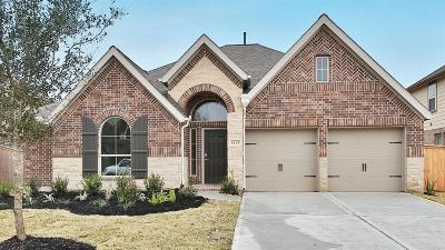 Manvel Single Family Home For Sale: 5115 Blue Canoe Road