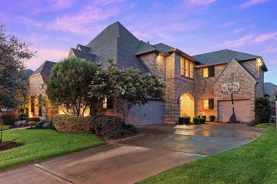 Friendswood Single Family Home For Sale: 1137 Rymers Switch Lane