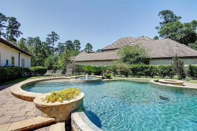 The Woodlands Single Family Home For Sale: 31 Cartouche Circle