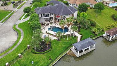 Seabrook Single Family Home For Sale: 1925 Ray Shell Court