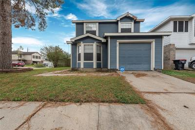 Tomball Single Family Home For Sale: 19542 Sandy Bank Drive