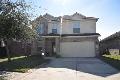 Single Family Home For Sale: 15726 Marble Bluff Lane