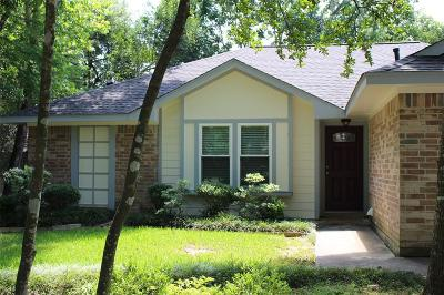 The Woodlands Single Family Home For Sale: 52 Country Forest Court