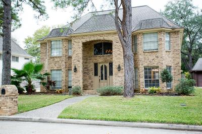 Houston Single Family Home For Sale: 6810 Mossridge Drive