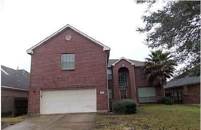 Pearland Single Family Home For Sale: 3339 Summerwood Lane