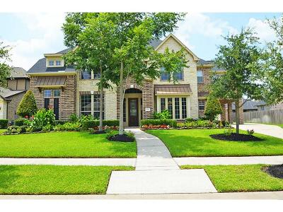 Missouri City Single Family Home For Sale: 3207 Round Meadow Lane