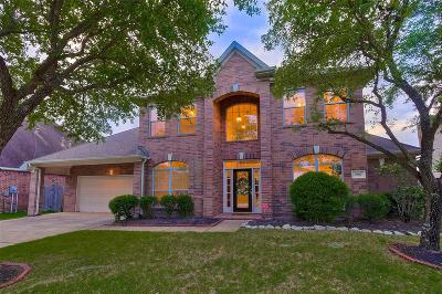 Pearland Single Family Home For Sale: 2906 Ravensport Drive