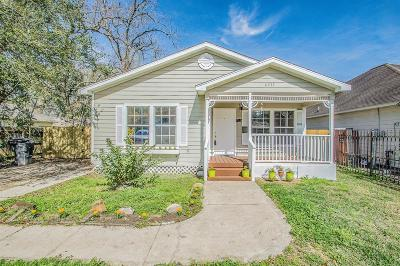 Houston Single Family Home For Sale: 8237 Findlay Street