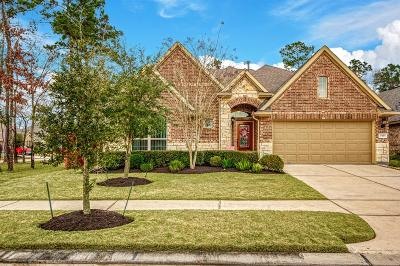 Kingwood Single Family Home For Sale: 25207 Hobsons Corner Drive