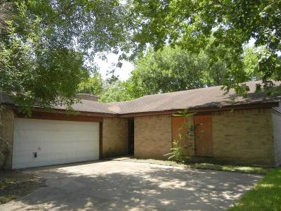 Fort Bend County Single Family Home For Sale: 1702 Castle Creek Drive