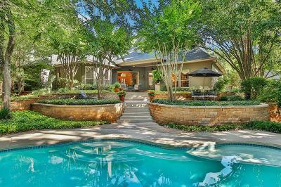 The Woodlands Single Family Home For Sale: 7 E Horizon Ridge Place