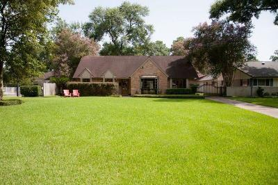 Houston Single Family Home For Sale: 8705 Cedarspur Drive