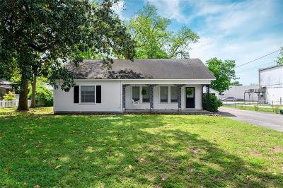 Columbus Single Family Home For Sale: 1122 Live Oak Street