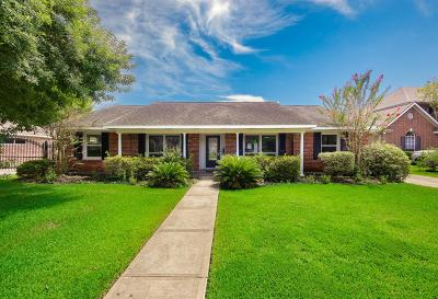 Houston TX Single Family Home For Sale: $349,000