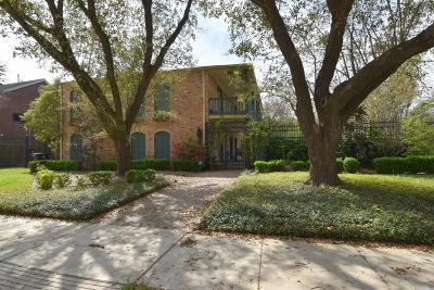 Meyerland Single Family Home For Sale: 9410 Endicott Lane