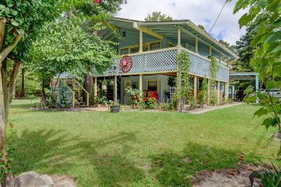 Trinity County Single Family Home Pending: 471 Port Boulevard