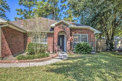 Humble Single Family Home For Sale: 7403 Woodpecker Bend