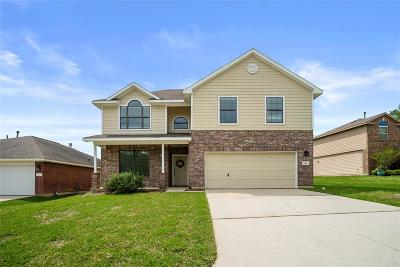 Willis Single Family Home For Sale: 12509 Falls Court