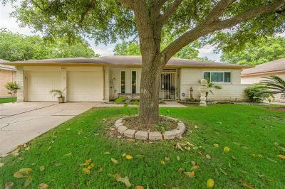 Galveston County, Harris County Single Family Home For Sale: 11410 Vinedale Drive