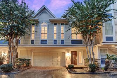 Houston Condo/Townhouse For Sale: 421 Harvard Street #E