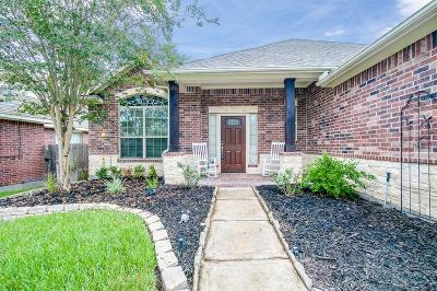 Conroe Single Family Home For Sale: 1027 Forest Haven Court