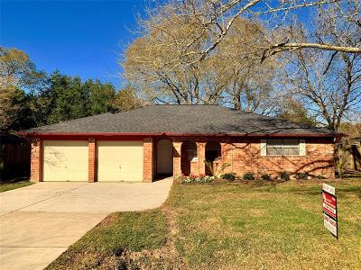 Dickinson Single Family Home For Sale: 4711 29th Street