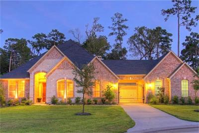 Tomball Single Family Home For Sale: 22658 Pineleigh Court