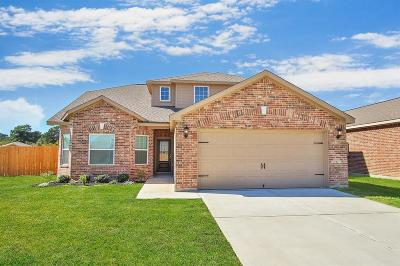 Conroe TX Single Family Home For Sale: $233,900
