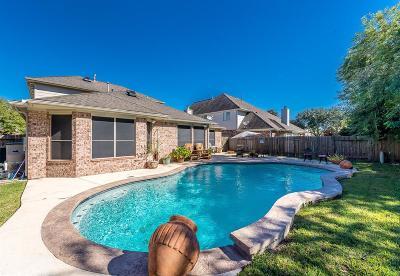 Pearland Single Family Home For Sale: 6404 E Bending Oaks Lane