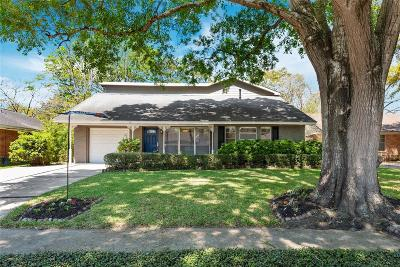 Houston Single Family Home For Sale: 4554 Spellman Road