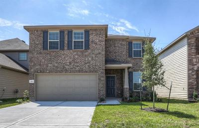 Houston Single Family Home For Sale: 4419 Windmill Run Drive