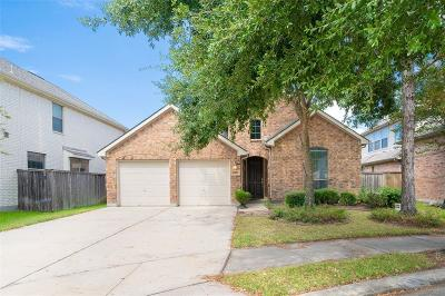 Katy Single Family Home For Sale: 5531 Custard Apple Trail