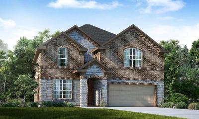 Crosby Single Family Home For Sale: 15723 E Chamfer Way