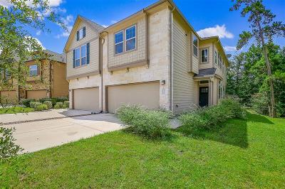 Montgomery TX Condo/Townhouse For Sale: $222,500