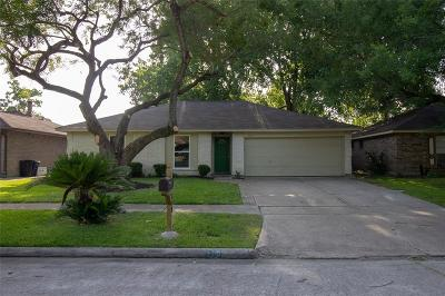 League City TX Single Family Home For Sale: $178,900