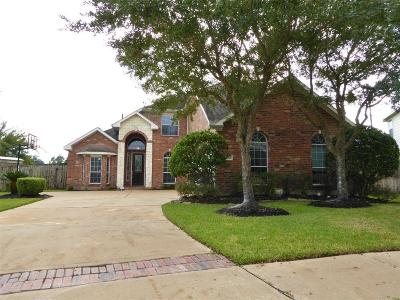 Katy Single Family Home For Sale: 2303 Fern Bend Lane