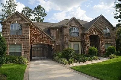 The Woodlands TX Single Family Home For Sale: $759,000