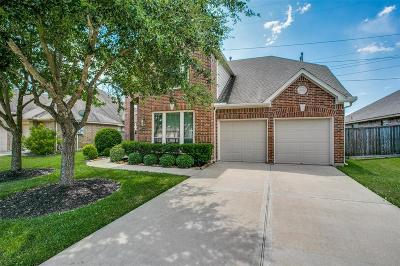 Pearland Single Family Home For Sale: 2210 Cloudburst Lane