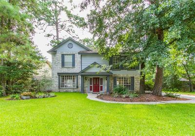 The Woodlands Single Family Home For Sale: 63 Quiet Oak Circle