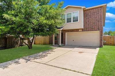 Cypress Single Family Home For Sale: 7334 Rising Brook Drive