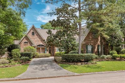 The Woodlands Single Family Home For Sale: 27 Shearwater Place