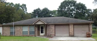 Tomball Single Family Home For Sale: 14722 Brown Road
