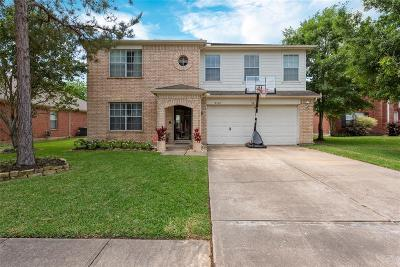 Pearland Single Family Home For Sale: 3406 Deer Court