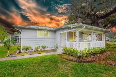 Brazoria Single Family Home For Sale: 801 N Market Street