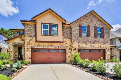 The Woodlands Condo/Townhouse For Sale: 14 Ancestry Stone